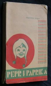 náhled knihy - Pepř i paprika