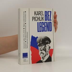 náhled knihy - Bez legend. Zápas o československý program