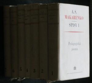 náhled knihy - Spisy (7 svazků)