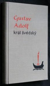 náhled knihy - Gustav Adolf král švédský