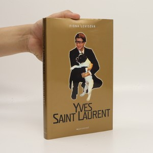 náhled knihy - Yves Saint Laurent