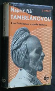 náhled knihy - Napříč říší Tamerlánovou : z cest Turkestanem a západní Bucharou