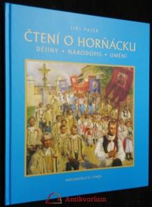 náhled knihy - Čtení o Horňácku : dějiny, národopis, umění