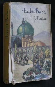 náhled knihy - Hadži Baba [z Ispahánu]