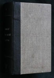 náhled knihy - O Praze mládí F. L. Věka