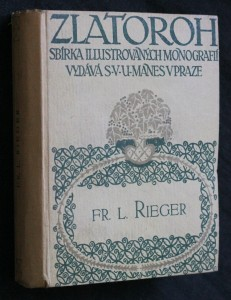 náhled knihy - Zlatoroh Fr. L. Rieger