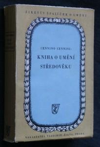 náhled knihy - Kniha o umění středověku = (Il libro dell' arte)
