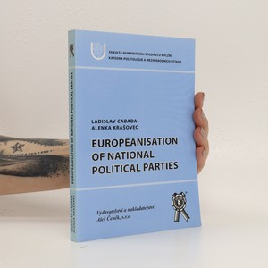 náhled knihy - Europeanisation of national political parties
