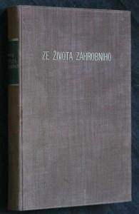 náhled knihy - Ze života záhrobního