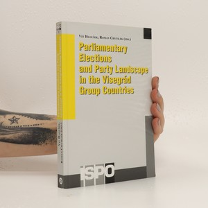 náhled knihy - Parliamentary elections and party landscape in the Visegrád Group countries