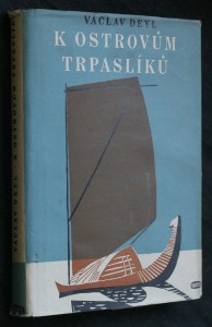 náhled knihy - K ostrovům trpaslíků : Cestopisný román pro mládež