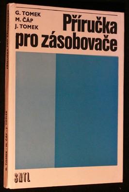 náhled knihy - Příručka pro zásobovače