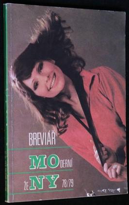 náhled knihy - Breviář moderní ženy. 78/79