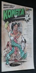 náhled knihy - Kometa, č. 5