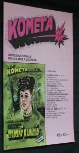 náhled knihy - Kometa, č. 11