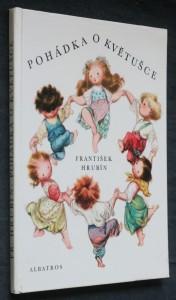 náhled knihy - Pohádka o Květušce