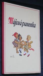 náhled knihy - Májová panenka