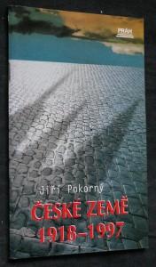 náhled knihy - České země 1918-1997
