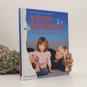 náhled knihy - Vývoj batolete od jednoho roku do tří let