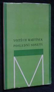 náhled knihy - Poslední sonety