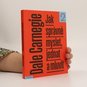 náhled knihy - Jak správně myslet, jednat a mluvit