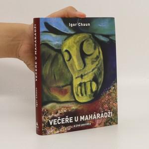 náhled knihy - Večeře u mahárádži a jiné povídky