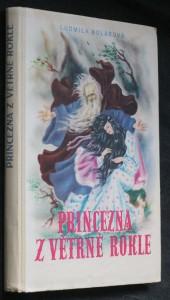 náhled knihy - Princezna z Větrné rokle : pohádky