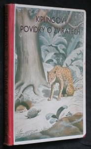 náhled knihy - Kiplingovy povídky o zvířatech