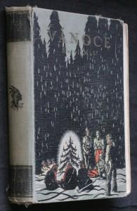 náhled knihy - Vánoce : příběh z dobrodružných cest