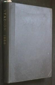 náhled knihy - Stadión, ročník 14., č. 1.-52.