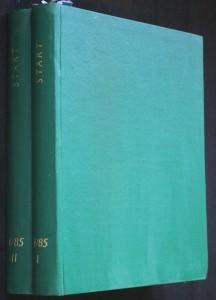 náhled knihy - Štart, ročník 30. č. 1.-52.