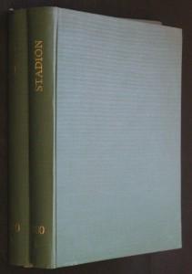 náhled knihy - Stadión r. 28. č. 1.-52.