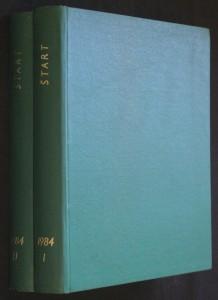 náhled knihy - Štart, ročník 29. č. 1.-52. (chybí 34. č.)