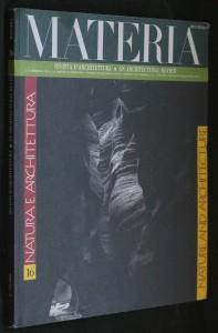 náhled knihy - Materia, č. 16