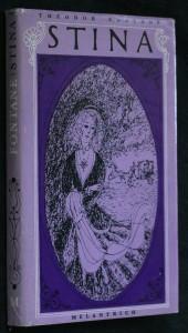 náhled knihy - Stina