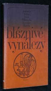 náhled knihy - Bláznivé vynálezy : povídky Jaromíra Johna, Ivana Olbrachta a Jaroslava Haška