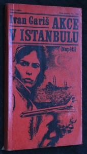 náhled knihy - Akce v Istanbulu