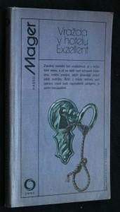 náhled knihy - Vražda v hotelu Exzellent