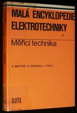 náhled knihy - Malá encyklopedie elektrotechniky : meřicí technika