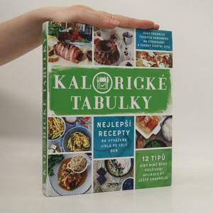 náhled knihy - Kalorické tabulky