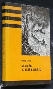 náhled knihy - Sejdžo a její bobříci