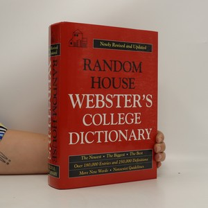 náhled knihy - Webster's College Dictionary