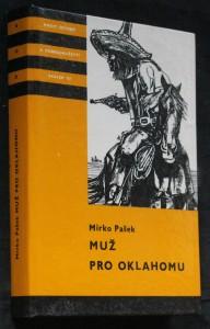 náhled knihy - Muž pro Oklahomu