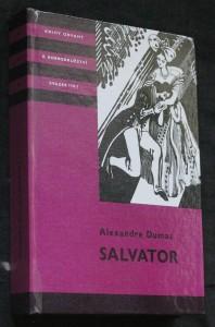 náhled knihy - Salvator 1. díl
