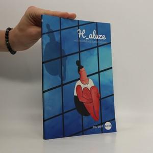 náhled knihy - H_aluze - literárně kulturní časopis