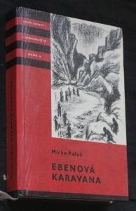 Ebenová karavana : román
