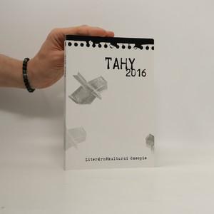náhled knihy - Tahy - literárněkulturní časopis