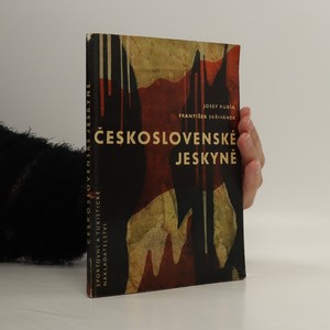 náhled knihy - Československé jeskyně