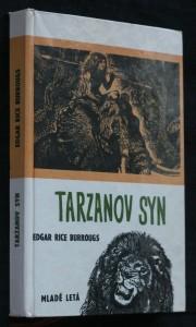 náhled knihy - Tarzanov syn