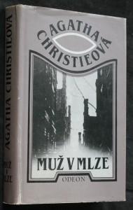 náhled knihy - Muž v mlze : [dvacet detektivních povídek]